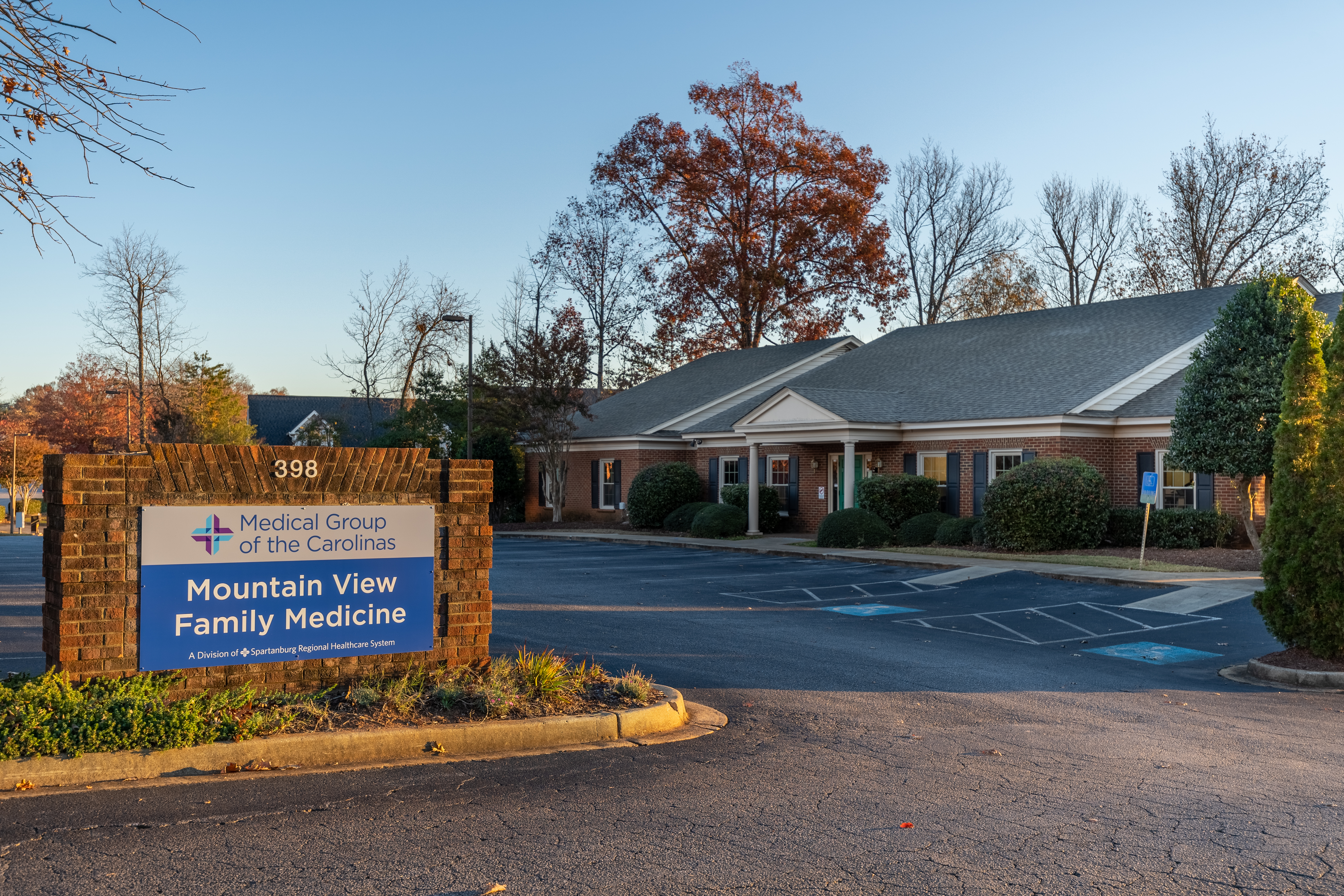 Medical Group of the Carolinas - Mountain View Family Medicine