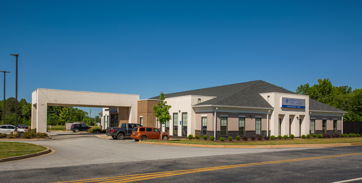 Medical Group of the Carolinas - Family Medicine and Pediatrics - North