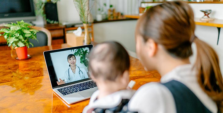 Lactation Virtual Consultation Services