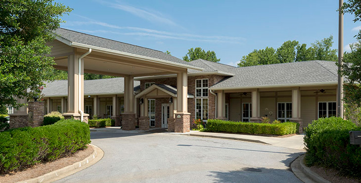 Spartanburg Regional Healthcare System Hospice Home