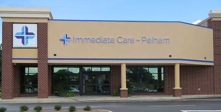 Medical Group of the Carolinas – Immediate Care Center – Pelham