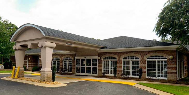Bearden-Josey Center for Breast Health - Westside | Spartanburg Regional