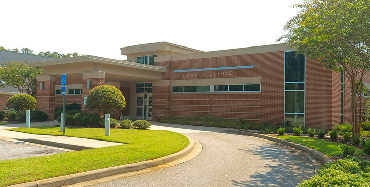 Medical Group of the Carolinas – Woman's Clinic