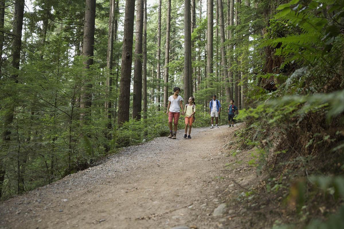 Fall hikes: How far is too far?