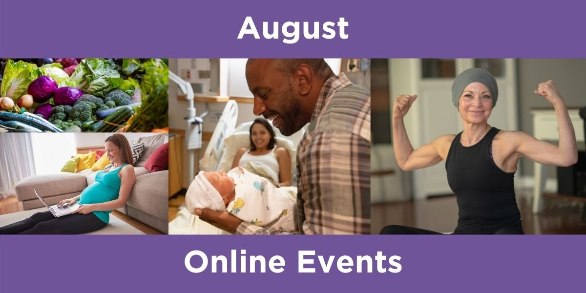 Spartanburg Regional Healthcare System's August events