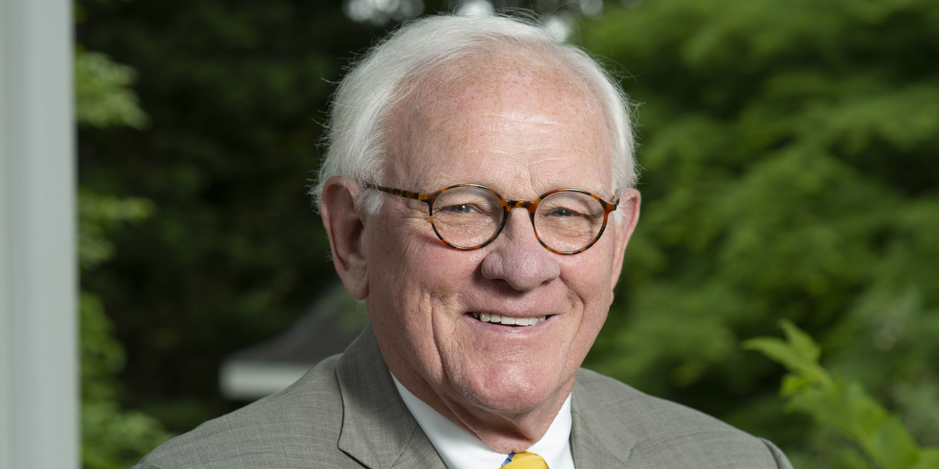 'Where I belong' – John Harrill, MD, serves in many ways for over four decades