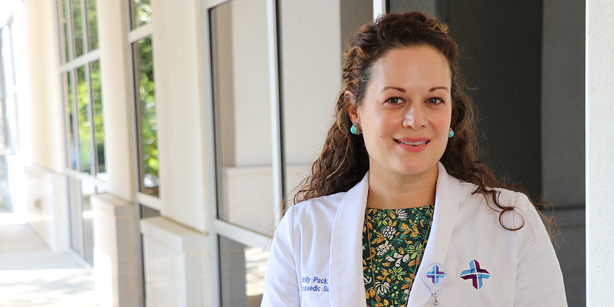 Hard work, passion for service leads nurse practitioner to orthopaedic career