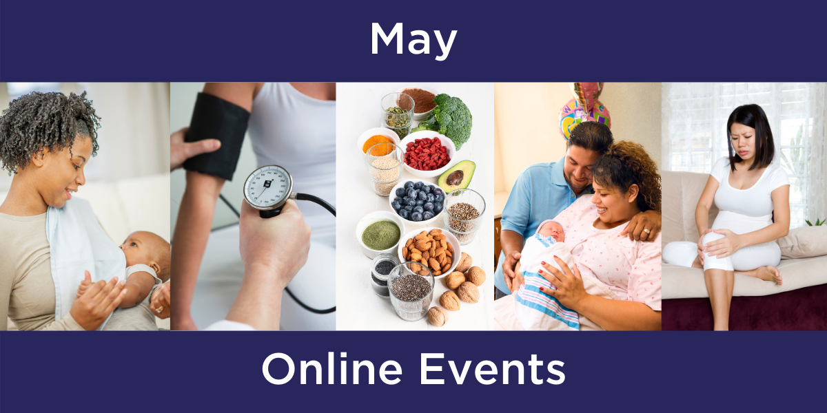 Health Events in May