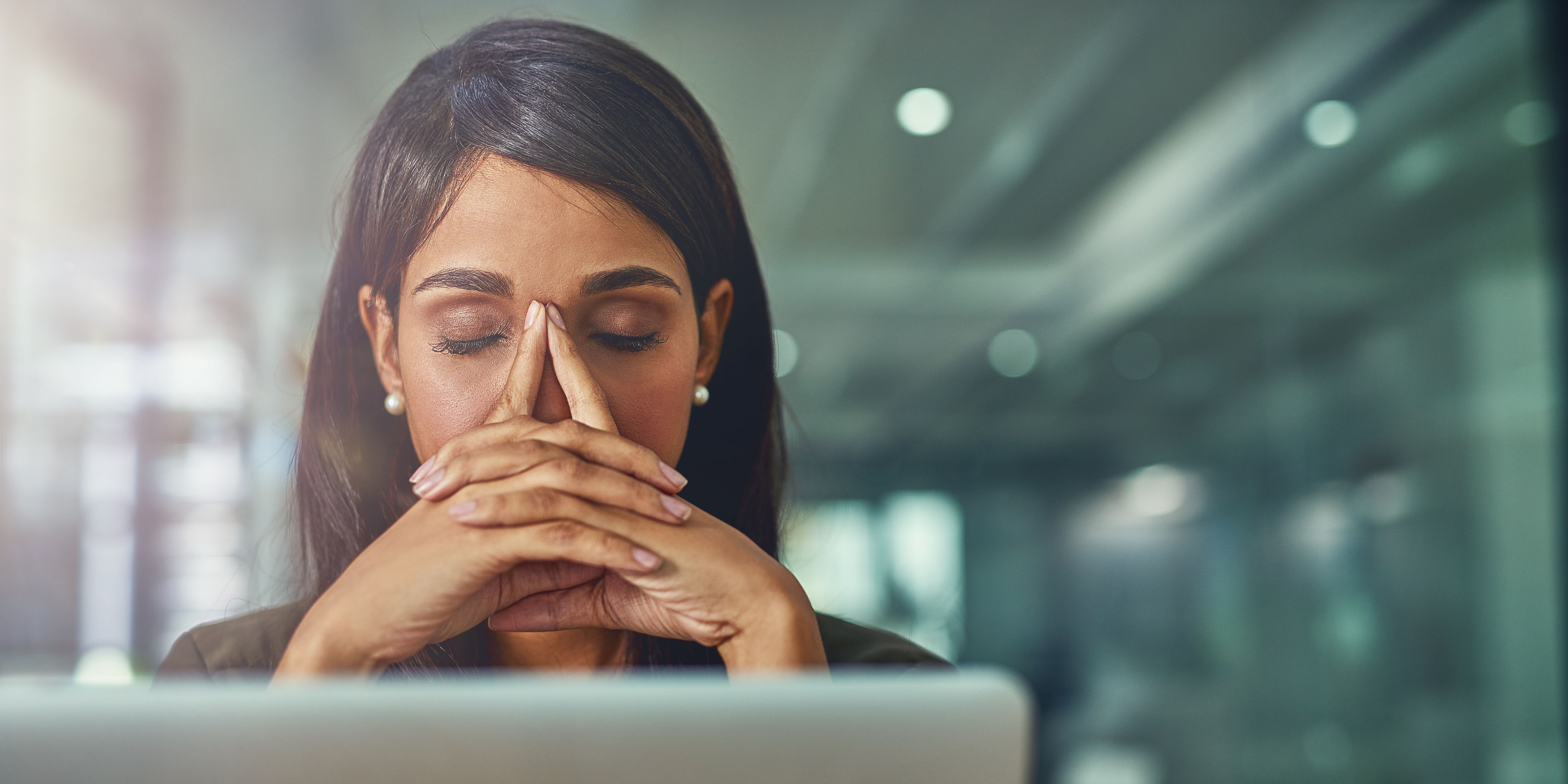 Managing symptoms of stress in chaotic times